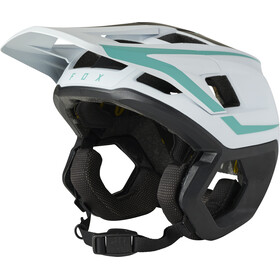 Fox Dropframe Pro Helmet Men, niebieski